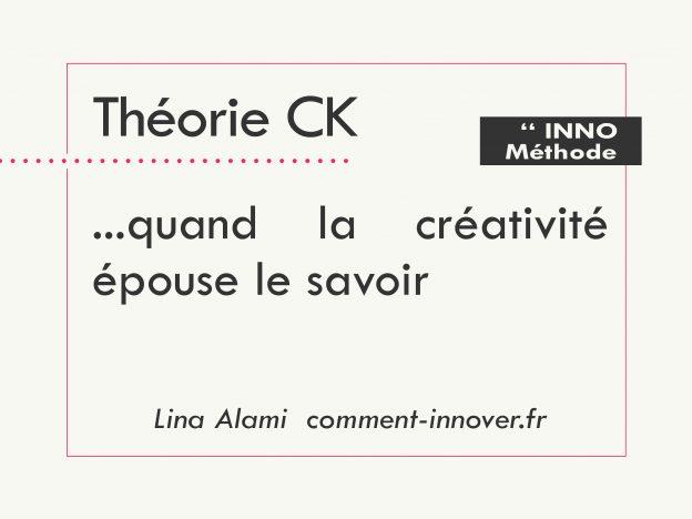 comment innover avec la Théorie CK