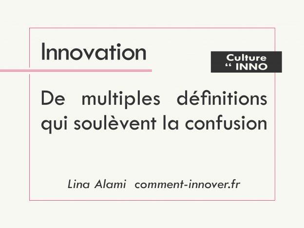 qu'est ce que l'innovation - définition innovation
