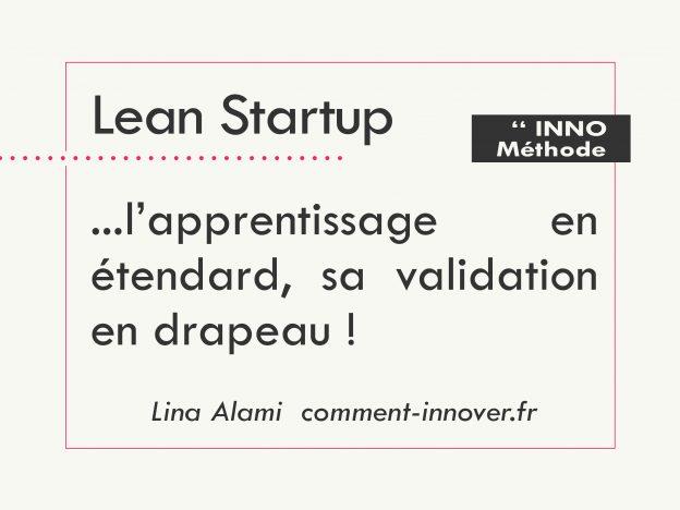 qu'est ce que le Lean Startup