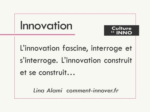 citations innovation - comment innover - lina alami