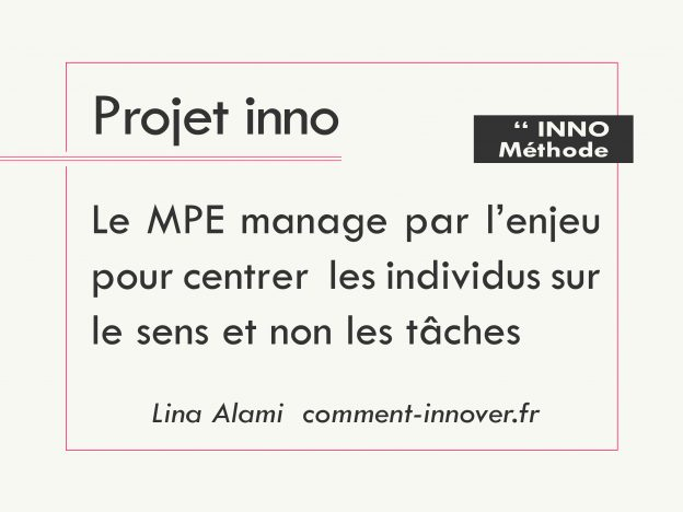 manager un projet d'innovation - comment innover