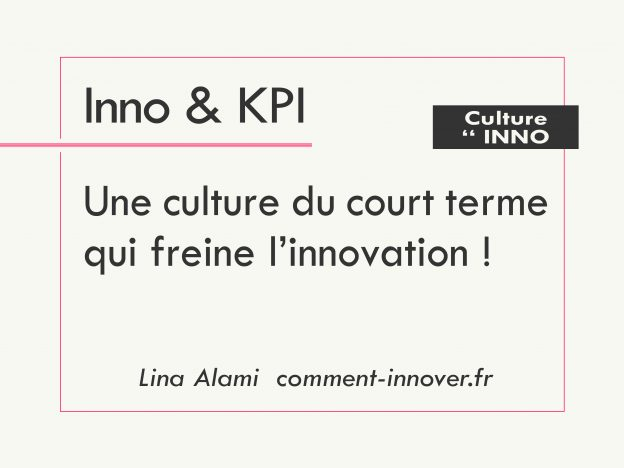 lever les freins à l'innovation - comment innover