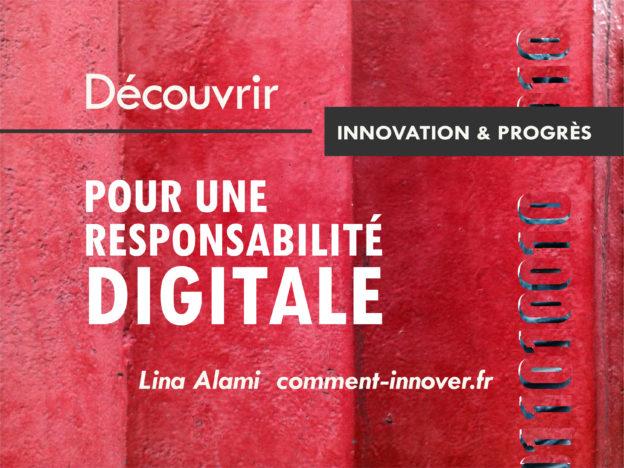 innovation et progrès : Responsabilité Digitale
