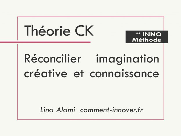 théorie ck - comment innover theorie ck